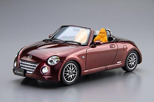 青島文化教材社 1/24 ザ・モデルカーシリーズ No.19 ダイハツ L880K コペン アルティメットエディション 2006 プラモデル