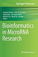 Bioinformatics in MicroRNA Research (Methods in Molecular Biology)
