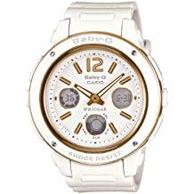 Casio Women's BGA151-7BCR Baby-G Shock Resistant Multi-Function Watch