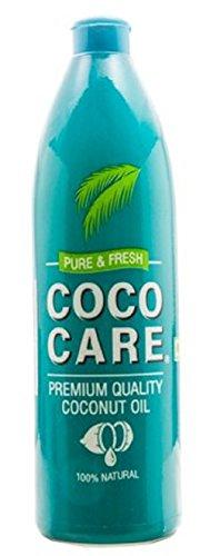 ココナッツオイル COCO CARE 500ml 3本 Coconut Oil 食用油 調味料 業務用
