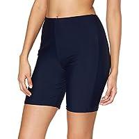 ALove Womens Long Board Shorts Sport Capris Swim Shorts Swimsuit Bottom