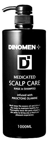 DiNOMEN 薬用スカルプケア リンスインシャンプー 1000ml (医薬部外品)