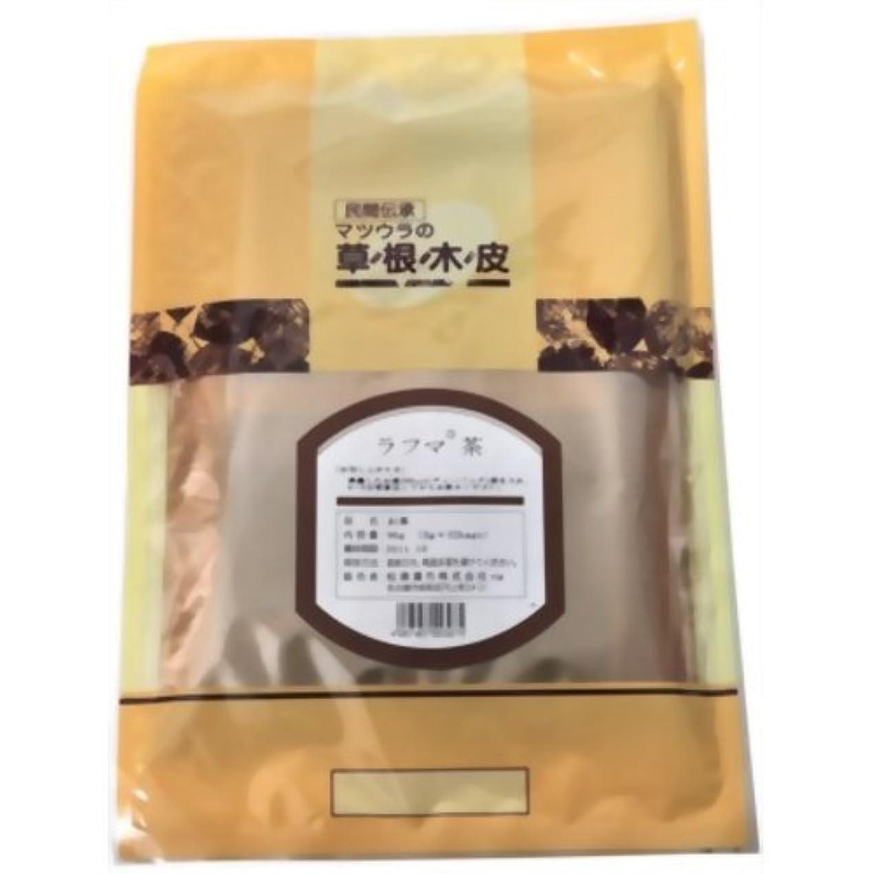 ぺディカブ感謝する株式会社ラフマ茶 3gx32袋