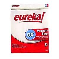Eureka OX Vacuum bags (3pk) Genuine Part #61230F by Vacuum Parts