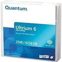 Quantum LTO6 RW Ultrium データカートリッジ 2.5TB/6.25TB MR-L6MQN-01