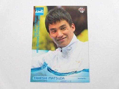 BBM2012競泳日本代表カード■レギュラーカード■19/松田丈志