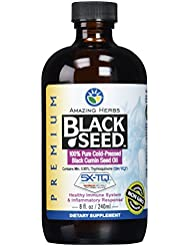 海外直送肘 Black Seed Oil, 8 Oz