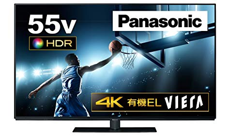Panasonic 55V型 有機ELテレビ B07Z1VRJYD 1枚目