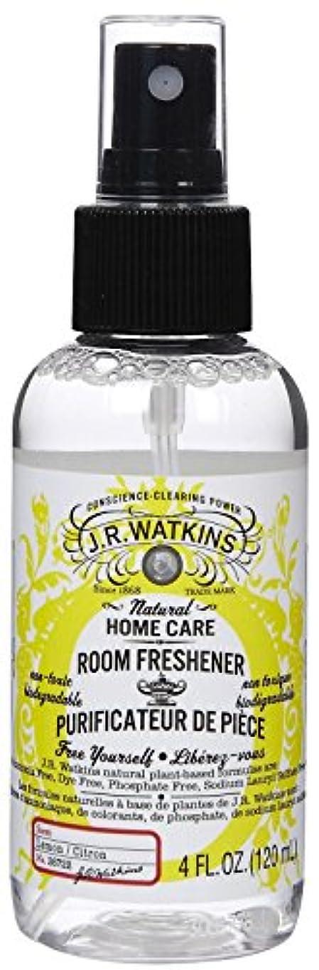 説明するギャラリーボトルネックJ.R.Watkins(ジェイ?アール?ワトキンス) ルームスプレー レモン