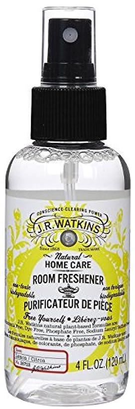罹患率メロディードットJ.R.Watkins(ジェイ?アール?ワトキンス) ルームスプレー レモン