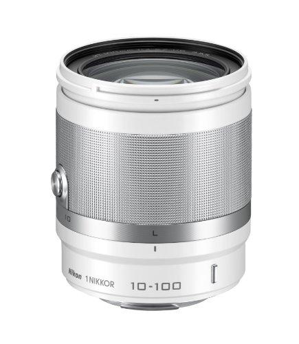 1 NIKKOR VR 10-100mm f/4-5.6 ホワイト