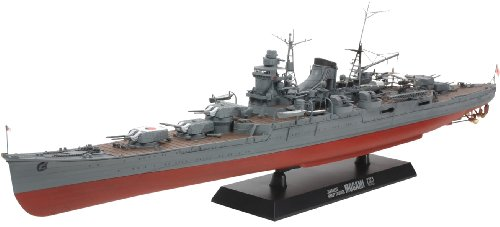 1/350 艦船シリーズ No.23 1/350 日本海軍 重巡洋艦 最上 78023