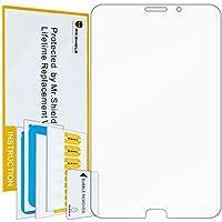 [ 5- Pack ] Mr Shield Samsung Galaxy Tab 48.08インチクリアスクリーンプロテクター無期限交換保証