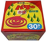富士錦 能量森林香(紅色) 30卷裝