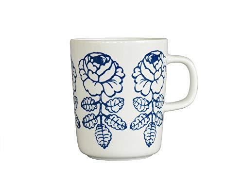marimekko VIHKIRUUSU マグカップ ブルー 36(150) 【69551】