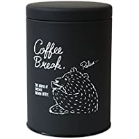 Hello marche キャニスター缶 コーヒーのある生活 16E00975