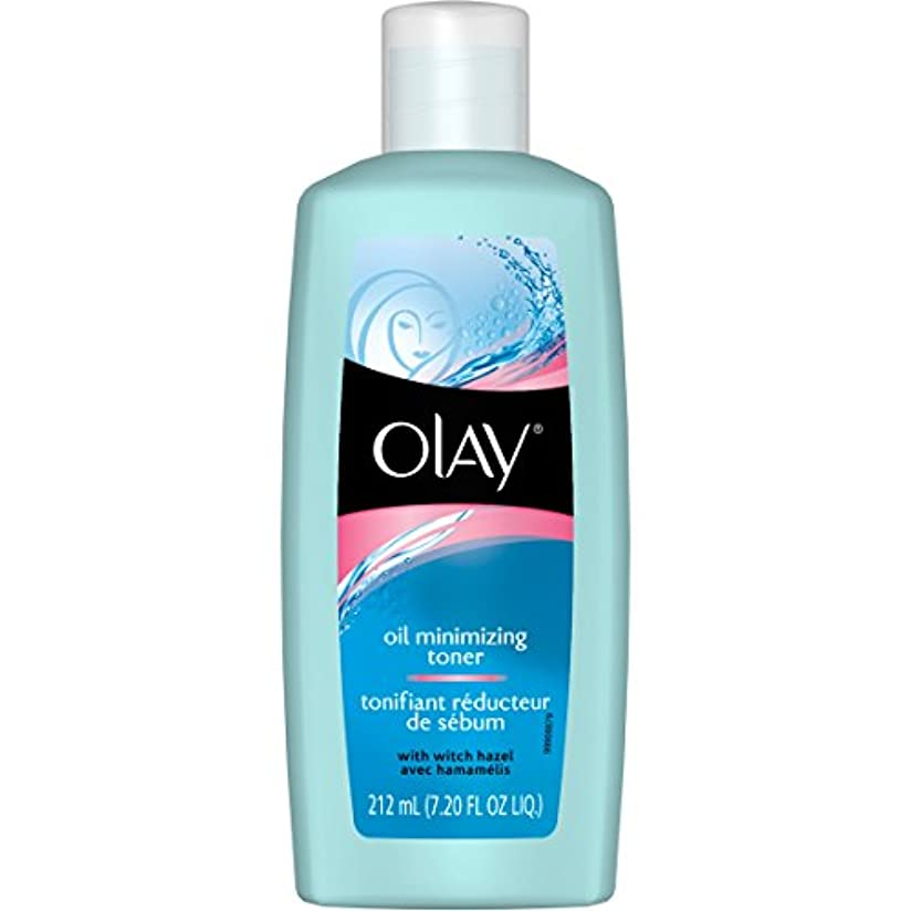 夜明けに笑い乏しいOlay Oil Minimizing Toner 210 ml (並行輸入品)