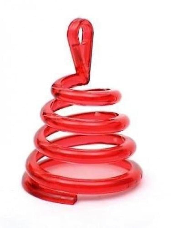 プレミアムプラスチックバルーンウェイト – 30 gバルーンウォーカー重量(20パック) レッド