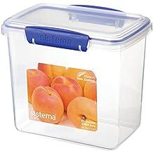 Sistema Klip It Klip It 1.9L Food Storage Container, Blue