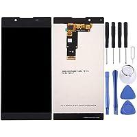 Sony Xperia L1用の新しいLCDスクリーンとデジタイザーのフルアセンブリ(ブラック) Liudd (色 : ピンク)