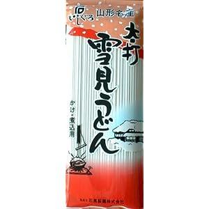 石黒製麺 太打ち雪見うどん 250g×30個