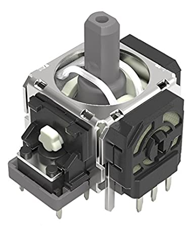 アルプス電気(ALPS) 可変抵抗タイプ多機能操作デバイス スティックコントローラ RKJXK/RKJXVシリーズ 【RKJXV1224005】 3個入