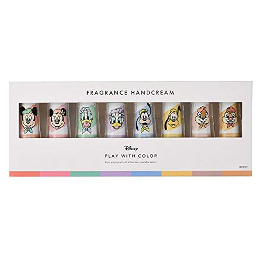 トラブルスペルハプニングディズニーストア(公式)ミッキー&フレンズ ハンドクリーム セット Play with Color