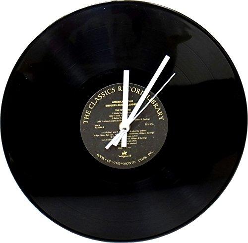 アナログ レコード (Vinyl) 時計 / 12インチ LP / リプロダクト品