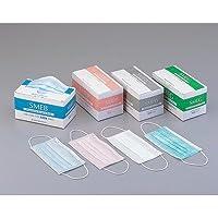 安全・サイン8 サージカルマスク イヤーループタイプ 1箱(50枚入り) 20箱セット カラー:ピンク