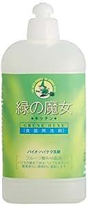 緑の魔女 キッチン(食器用洗剤) 420ml