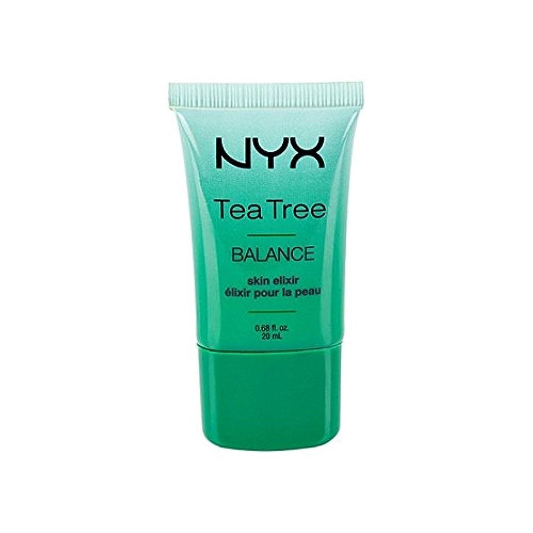 軍艦第五努力Nyx Cosmetics Balance Skin Elixir (Pack of 6) - 化粧品バランス肌の万能薬 x6 [並行輸入品]