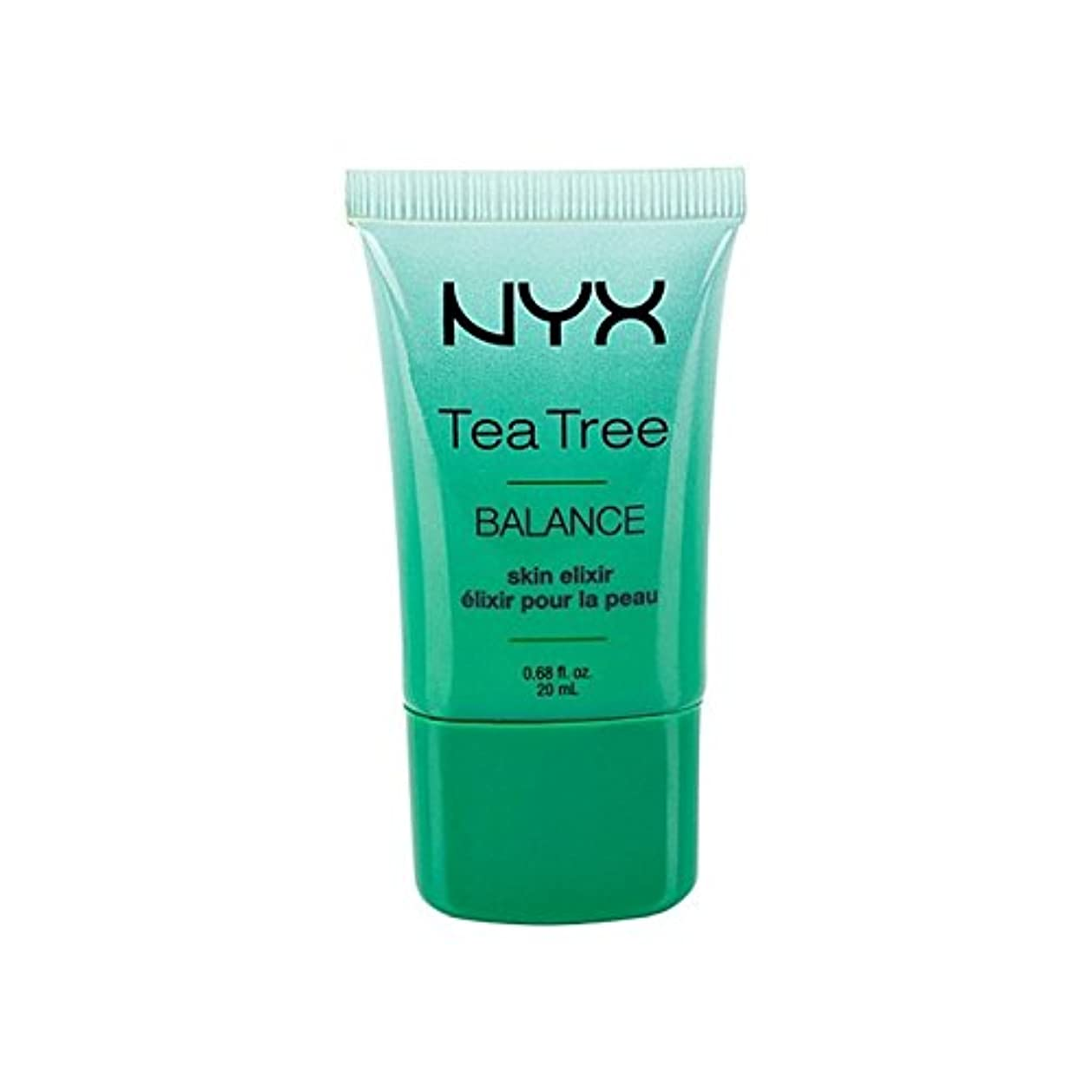 週間反応する局Nyx Cosmetics Balance Skin Elixir (Pack of 6) - 化粧品バランス肌の万能薬 x6 [並行輸入品]
