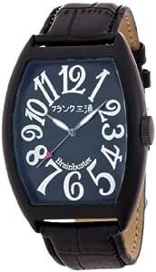 [フランク三浦]MIURA 六号機(旧) FM06K-BKWH  腕時計