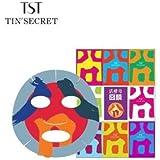 TST Brand 漫画酵母マスク1箱/ 5個