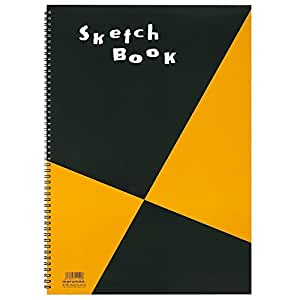 マルマン スケッチブック 図案シリーズ B4 画用紙 S120