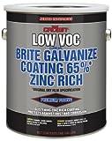 クラウン205–7008VG低VOC Brite Galvanizeコーティング、1ガロン