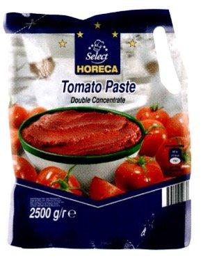 トマトペースト パウチ 2500g /ホレカセレクト(1個)