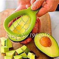 アボカドの種おいしい緑のフルーツタブノキホームガーデンの種子増殖さ梨食品シード簡単にミックス10個:4