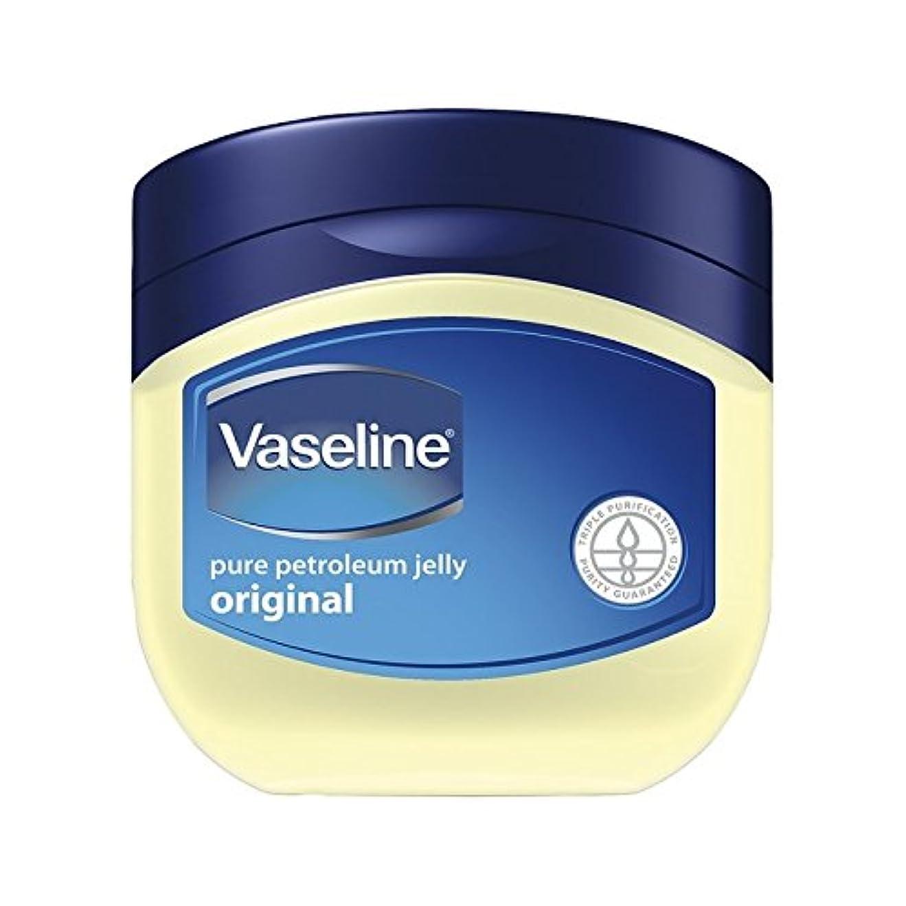 巻き取り加害者人類元石油ゼリー100ミリリットル (Vaseline) - Vaseline Original Petroleum Jelly 100ml [並行輸入品]