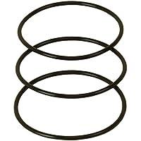 APEC Replacement O-Ring for 25cm Reverse Osmosis Water Filter Housing, 8.9cm Diameter (3 pcs O-RING-SET)