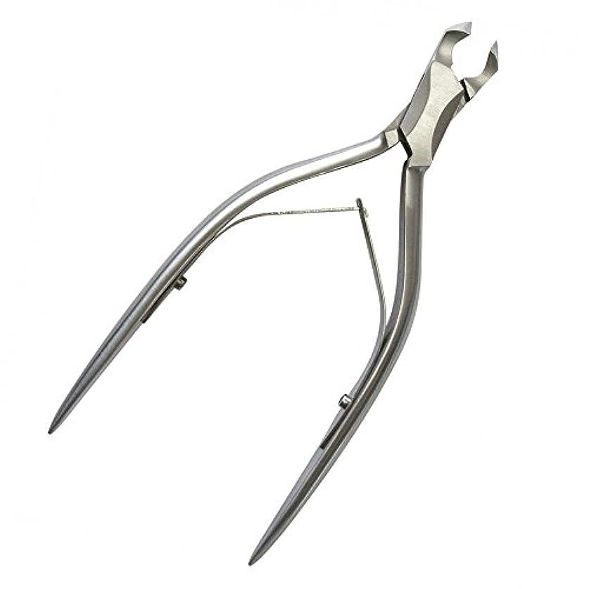 ナプキン頑丈現在日本製 八鉄 ロングハンドル爪切り 88026