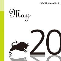 5月20日 My Birthday Book