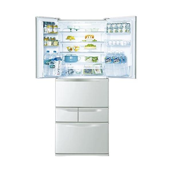 東芝 冷凍 冷蔵庫 VEGETA 470(L)...の紹介画像2
