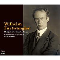 戦時のフルトヴェングラー ~ ターラ編 ~ (Wilhelm Furtwangler ~ Historic Wartime Archives/Beethoven   Wagner   Schubert   Mozart   Brahms) [6CD] [日本語帯・解説付]