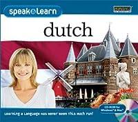 Speak & Learn Dutch (PC Vista & Windows 7 / MAC OSX) [並行輸入品]