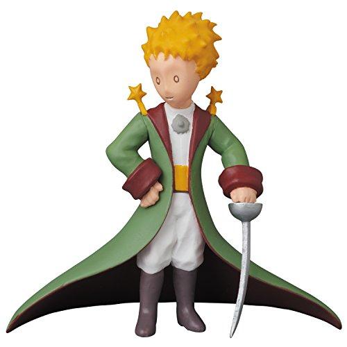 UDF(ウルトラディテールフィギュア) 星の王子さま(ケープ付き)グリーン『星の王子さま』ノンスケール PVC製塗装済み完成品