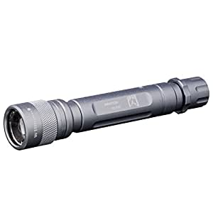 【Amazon.co.jp限定】GENTOS(ジェントス) LED 懐中電灯 【明るさ100ルーメン/実用点灯10時間/防滴】 単3電池2本で使える 閃 320 SG-320 ANSI規格準拠