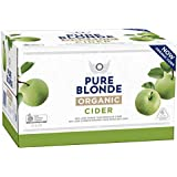 Pure Blonde Organic Cider Case 24 x 355mL Bottles