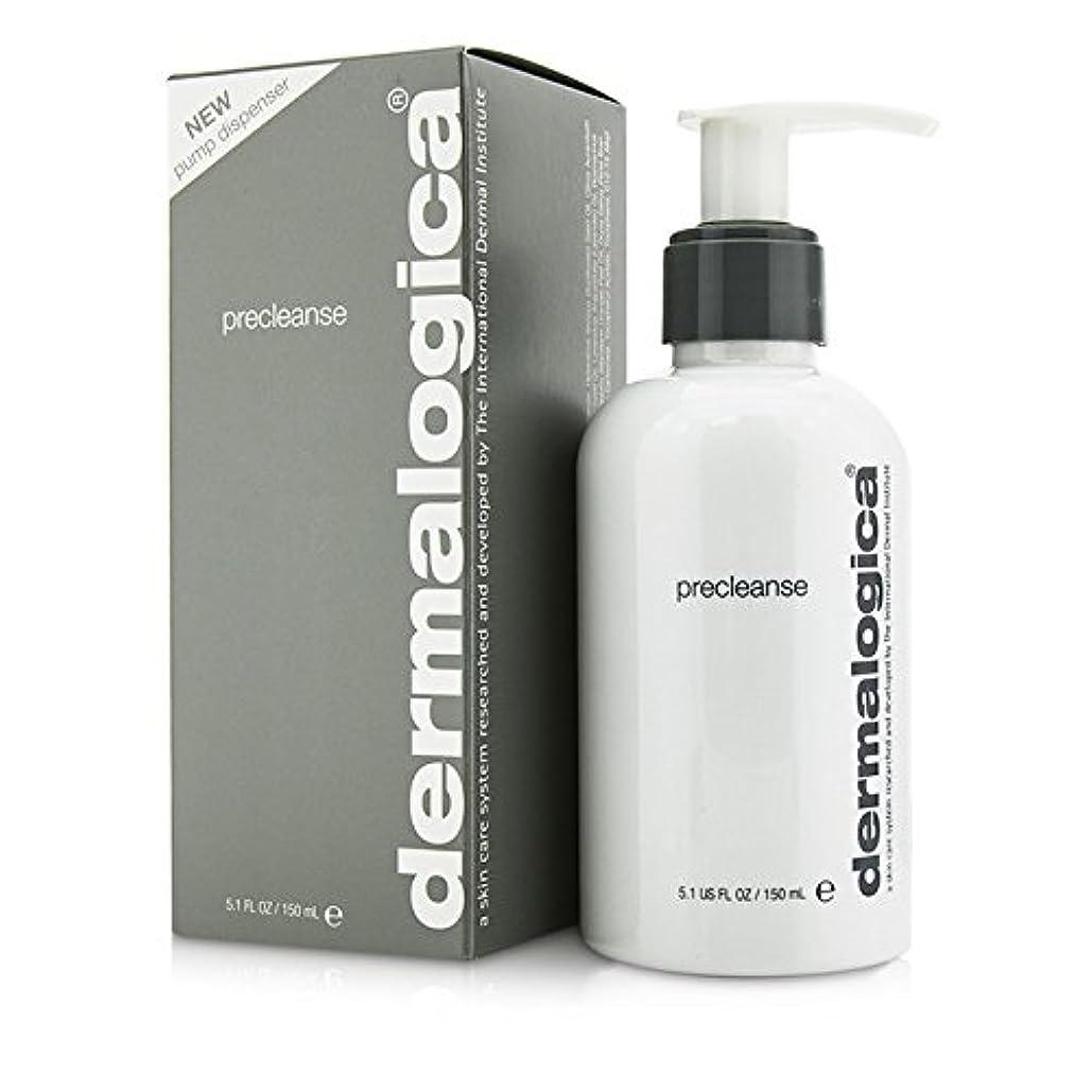 伝染性の興奮酸っぱいダーマロジカ プレクレンズ (ポンプ付) 150ml/5.1oz並行輸入品