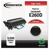 83260 Compatible, Remanufactured, E260A21A (E60D) Toner, 3500 Yield, Black (並行輸入品)